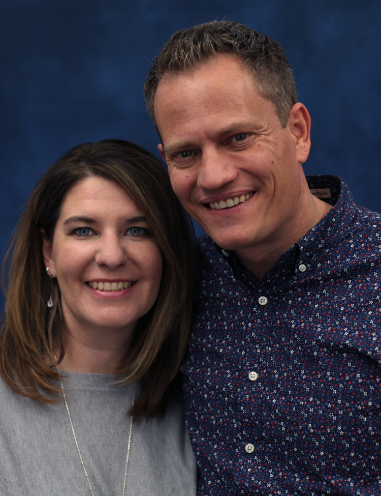 Katie & Josh Larsen