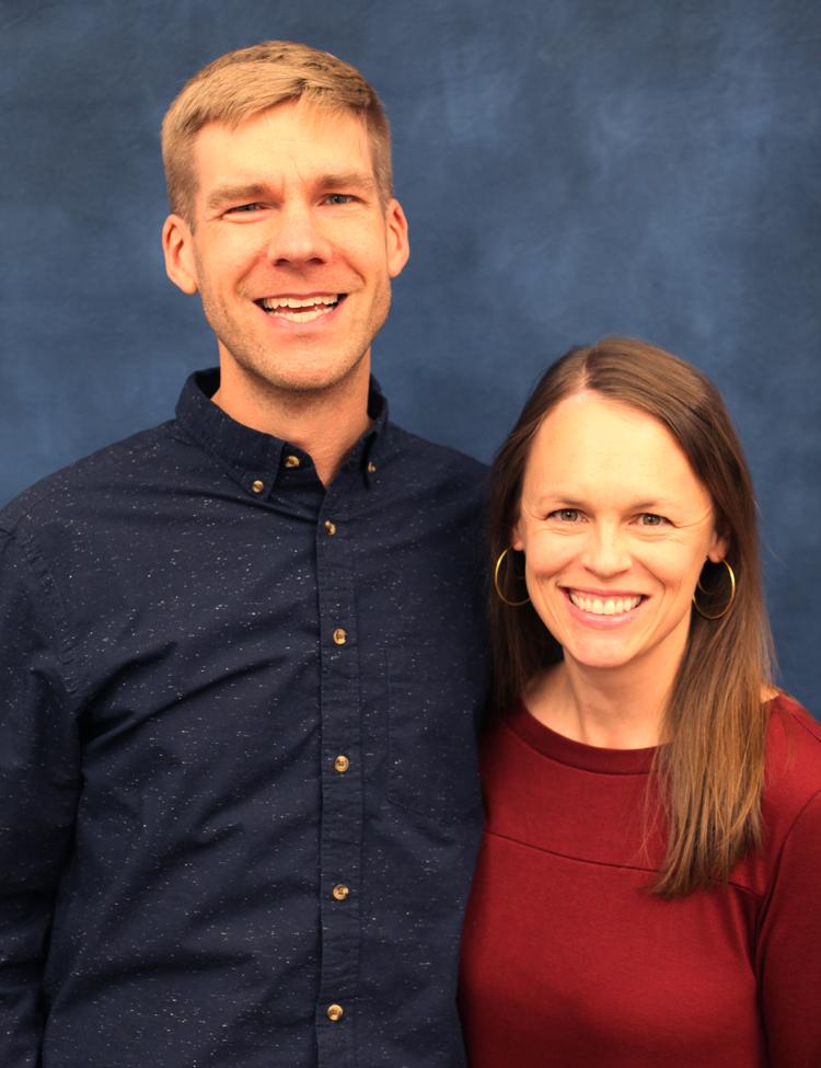 Joel & Lauren Steidl
